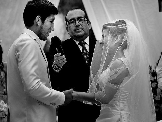 El matrimonio de David y Sheyla en Chaclacayo, Lima 41
