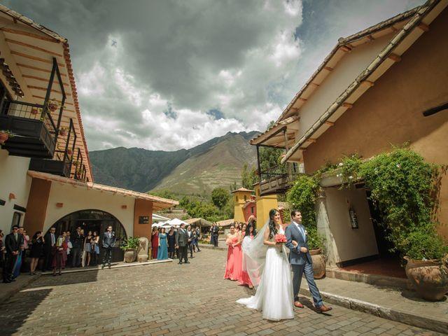El matrimonio de Juan Pablo y Giovanna en Yucay, Cusco 12