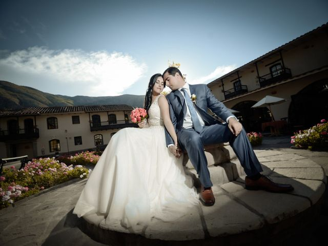 El matrimonio de Juan Pablo y Giovanna en Yucay, Cusco 13