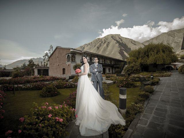 El matrimonio de Juan Pablo y Giovanna en Yucay, Cusco 15