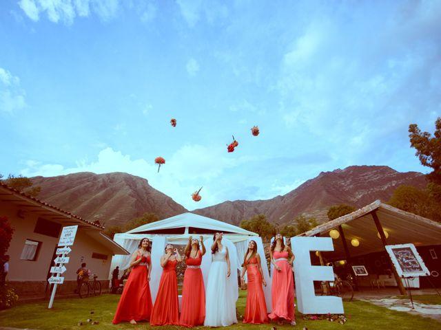 El matrimonio de Juan Pablo y Giovanna en Yucay, Cusco 16