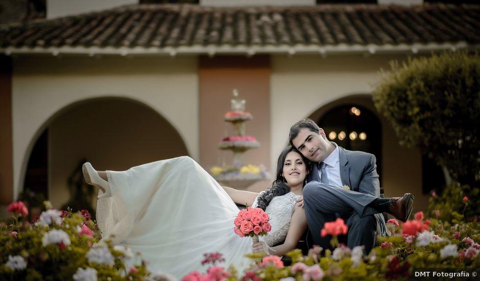 El matrimonio de Juan Pablo y Giovanna en Yucay, Cusco