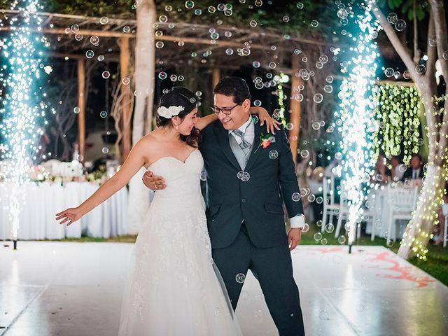 El matrimonio de Rossmery y Raúl