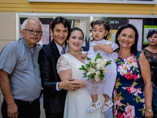 El matrimonio de Carlos y Estefanía 3