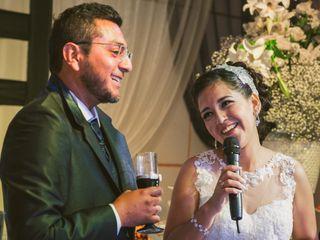 El matrimonio de Marily y César