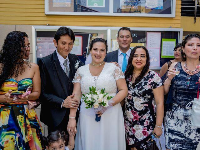 El matrimonio de Estefanía y Carlos en Pueblo Libre, Lima 4