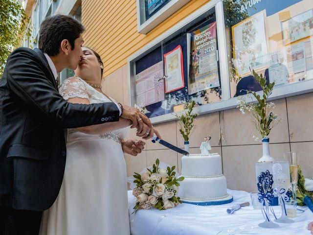 El matrimonio de Estefanía y Carlos en Pueblo Libre, Lima 6