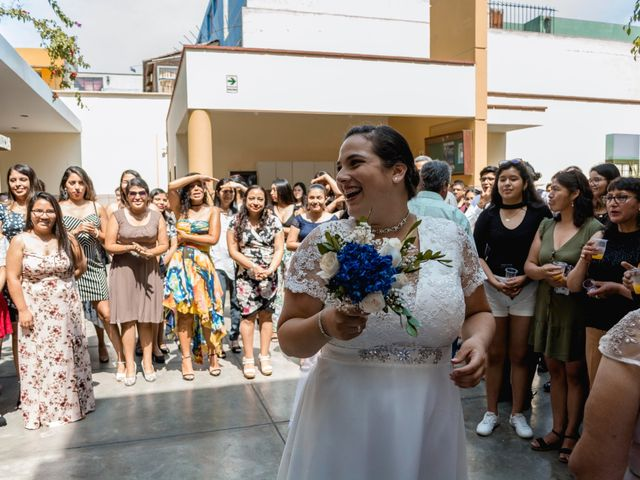 El matrimonio de Estefanía y Carlos en Pueblo Libre, Lima 8
