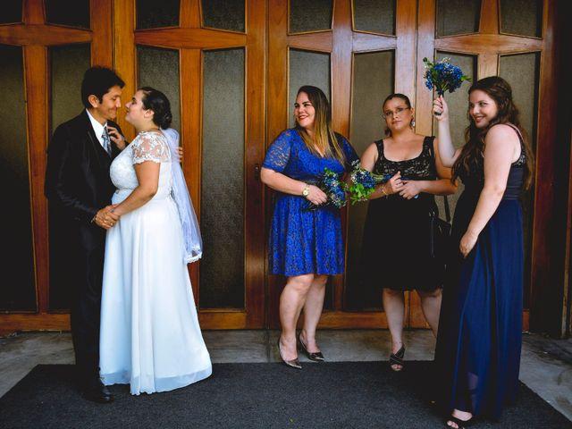 El matrimonio de Estefanía y Carlos en Pueblo Libre, Lima 1