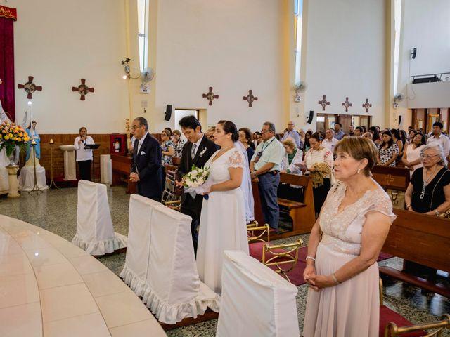 El matrimonio de Estefanía y Carlos en Pueblo Libre, Lima 21