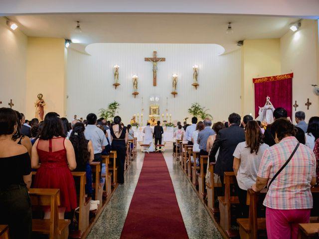 El matrimonio de Estefanía y Carlos en Pueblo Libre, Lima 22