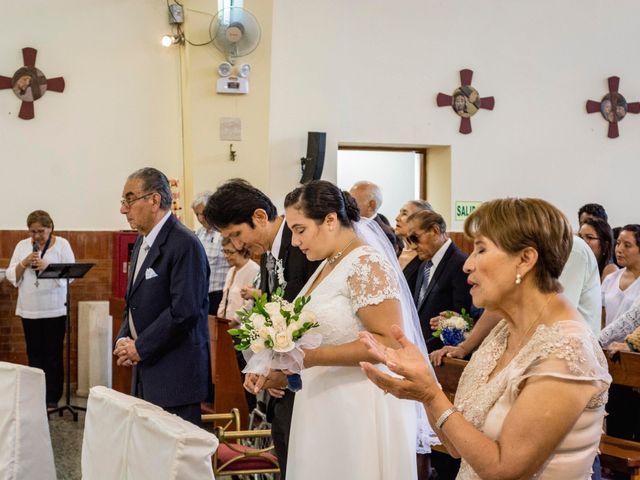 El matrimonio de Estefanía y Carlos en Pueblo Libre, Lima 26