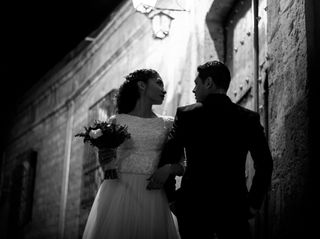 El matrimonio de María José y Alejandro