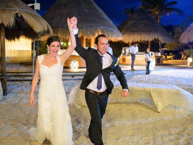 El matrimonio de Kara y Jorge