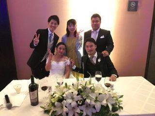 El matrimonio de Lorena y Yuya 2