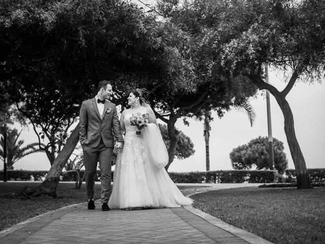 El matrimonio de Gigi y Djuro