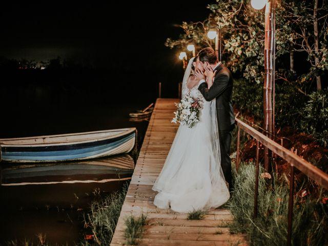 El matrimonio de Rita y Alex
