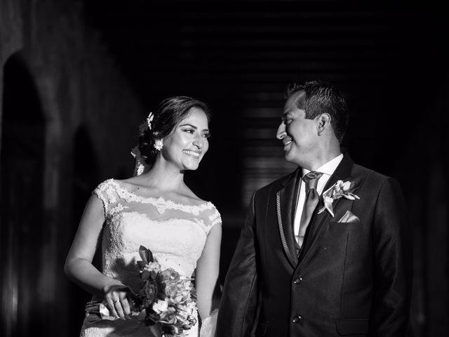 El matrimonio de Katy y Cesar