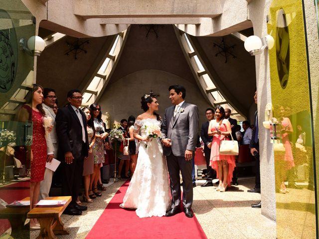 El matrimonio de Ronald y Melina en Cieneguilla, Lima 11