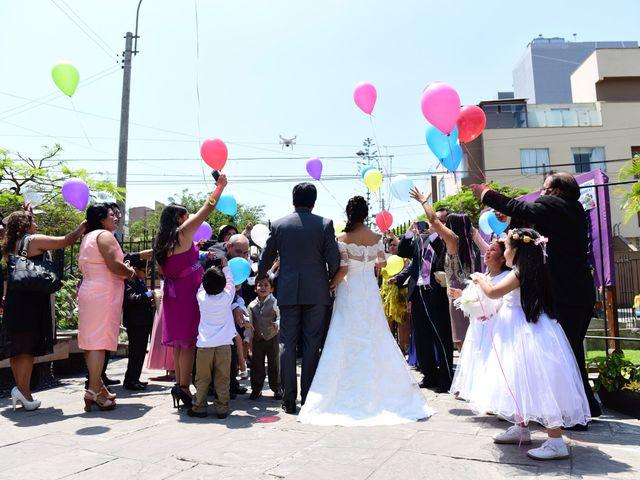 El matrimonio de Ronald y Melina en Cieneguilla, Lima 12