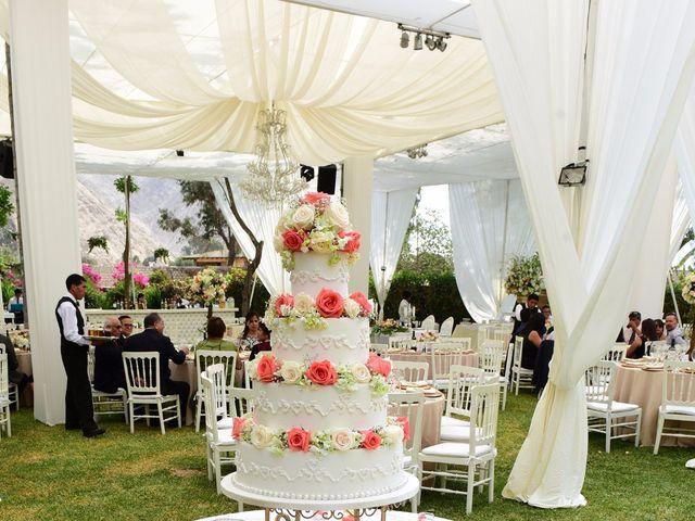 El matrimonio de Ronald y Melina en Cieneguilla, Lima 20