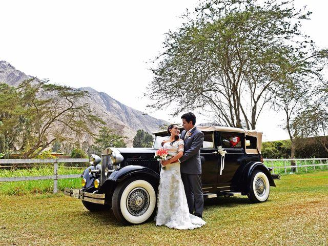 El matrimonio de Ronald y Melina en Cieneguilla, Lima 21