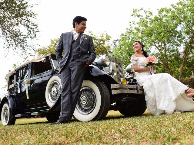 El matrimonio de Ronald y Melina en Cieneguilla, Lima 1
