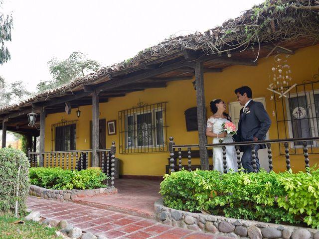 El matrimonio de Ronald y Melina en Cieneguilla, Lima 24