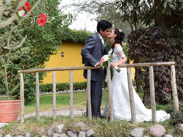 El matrimonio de Ronald y Melina en Cieneguilla, Lima 25