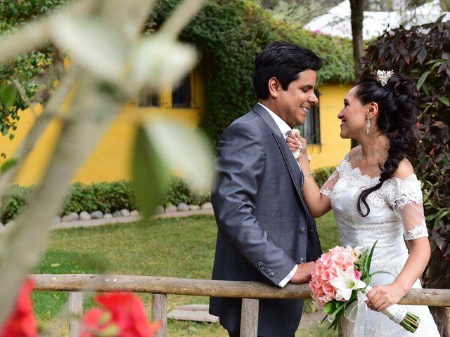 El matrimonio de Ronald y Melina en Cieneguilla, Lima 26