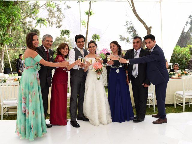El matrimonio de Ronald y Melina en Cieneguilla, Lima 30