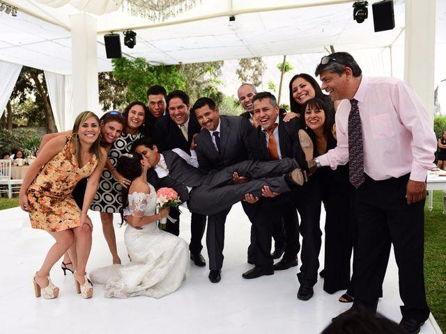 El matrimonio de Ronald y Melina en Cieneguilla, Lima 32
