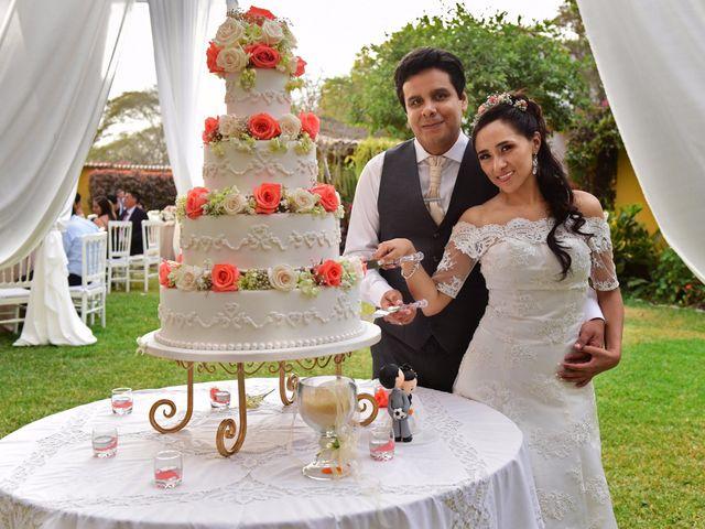 El matrimonio de Ronald y Melina en Cieneguilla, Lima 33