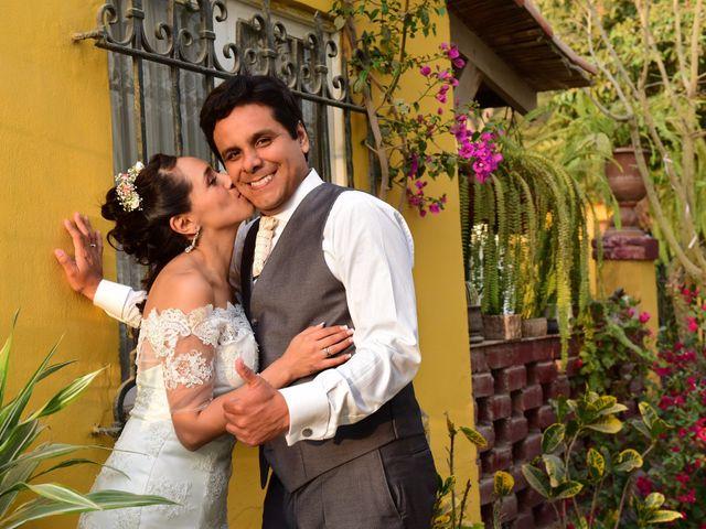 El matrimonio de Ronald y Melina en Cieneguilla, Lima 35