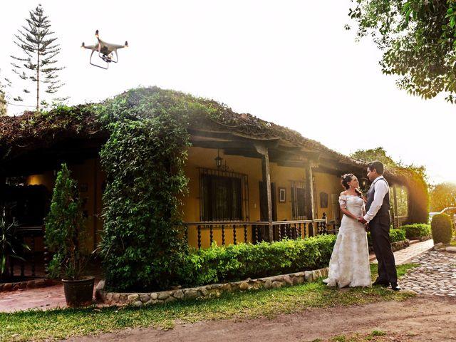 El matrimonio de Ronald y Melina en Cieneguilla, Lima 36