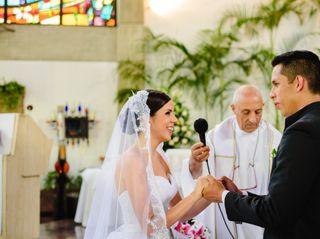 El matrimonio de Isabel y Juan