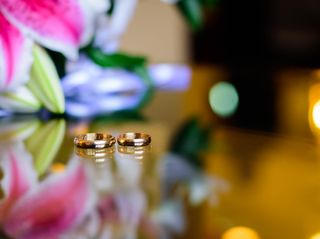 El matrimonio de Isabel y Juan 1