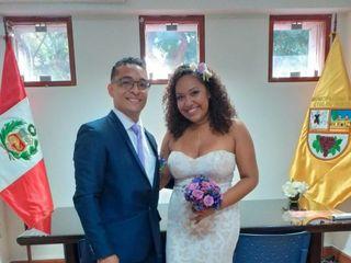 El matrimonio de Andreina  y John 3