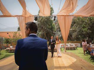 El matrimonio de Fiorella y Jorge 1