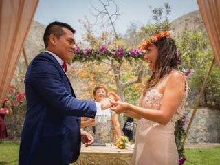 El matrimonio de Fiorella y Jorge 2