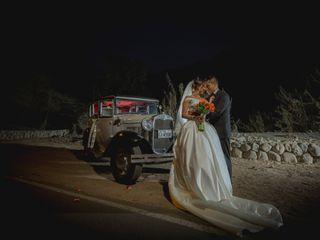El matrimonio de Fiorella y Jorge