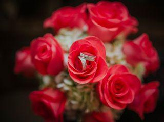 El matrimonio de Rosa y Joqsan 1
