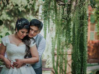 El matrimonio de Rosa y Joqsan