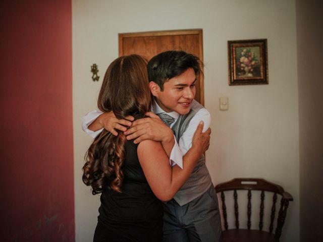 El matrimonio de Joqsan y Rosa en Cieneguilla, Lima 3