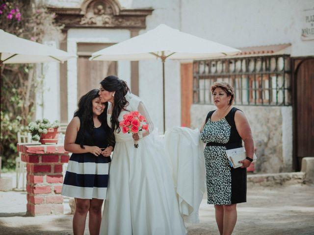 El matrimonio de Joqsan y Rosa en Cieneguilla, Lima 5