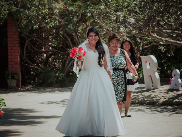 El matrimonio de Joqsan y Rosa en Cieneguilla, Lima 6