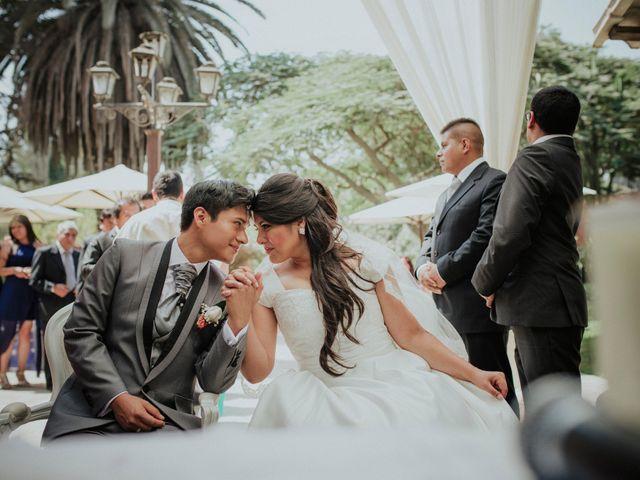 El matrimonio de Joqsan y Rosa en Cieneguilla, Lima 10