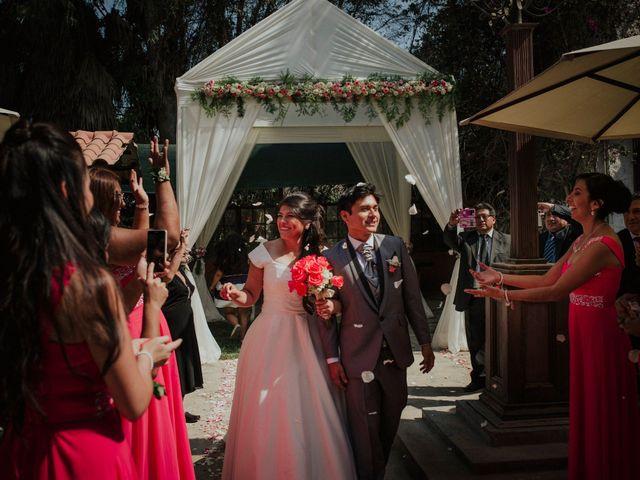 El matrimonio de Joqsan y Rosa en Cieneguilla, Lima 12
