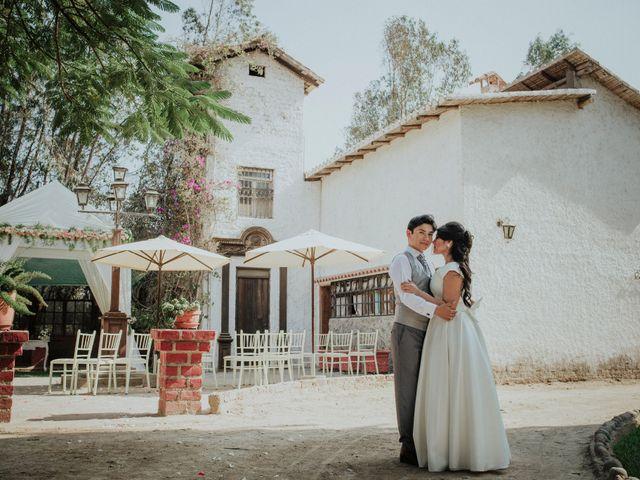 El matrimonio de Joqsan y Rosa en Cieneguilla, Lima 15