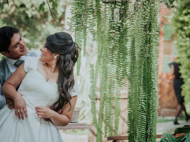 El matrimonio de Joqsan y Rosa en Cieneguilla, Lima 16